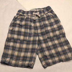 ❣️5/$15❣️CHILDREN'S PLACE plaid shorts